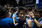World cup 2018 : Japan supporters