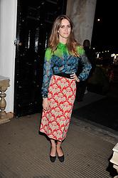 JADE WILLIAMS - Sunday Girl at Number One Marylebone, London on 28th September 2011.