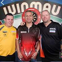 Raw events / wilson darts promotions