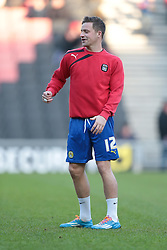 Coventry City's on loan signing Chris Maguire - Photo mandatory by-line: Nigel Pitts-Drake/JMP - Tel: Mobile: 07966 386802 30/11/2013 - SPORT - Football - Milton Keynes - Stadium mk - MK Dons v Coventry City - Sky Bet League One