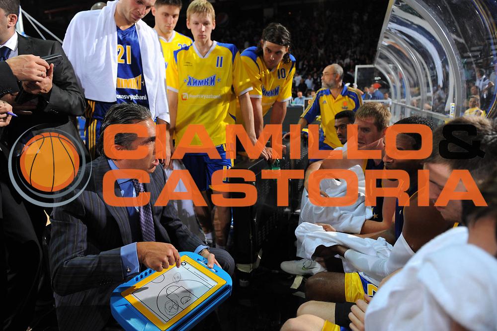 DESCRIZIONE : Caserta Lega A 2010-11 Eurolega Qualifying Rounds Pepsi Caserta BC Khimki<br /> GIOCATORE : Scariolo<br /> SQUADRA : Pepsi Caserta BC Khimki<br /> EVENTO : Campionato Lega A 2010-2011 <br /> GARA : <br /> DATA : 21/09/2010<br /> CATEGORIA : Ritratto <br /> SPORT : Pallacanestro <br /> AUTORE : Agenzia Ciamillo-Castoria/GiulioCiamillo<br /> Galleria : Lega Basket A 2010-2011 <br /> Fotonotizia : Caserta Lega A 2010-11 Eurolega Qualifying Rounds Pepsi Caserta BC Khimki<br /> Predefinita :