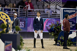 Guerdat Steve, SUI<br /> Round 2<br /> Longines FEI World Cup Jumping, Omaha 2017 <br /> © Hippo Foto - Dirk Caremans<br /> 01/04/2017