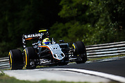 July 21-24, 2016 - Hungarian GP, Sergio Perez (MEX), Force India