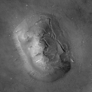 Cydonia is a region of Mars containing several hills, which has attracted attention because one of the hills resembles a face
