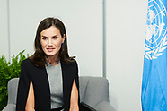 121119 Queen Letizia Of Spain Attends The COP25 In Madrid