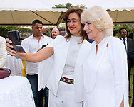 09.11.2017; New Delhi, India: CAMILLA HAS SELFIE WITH SHIVANI PASRICH<br /> a  former Bollywood actress at the reception held at the British High Commissioner&rsquo;s residence in Delhi, prior to their departure from Delhi at the end of the India Tour.<br /> Mandatory Photo Credit: &copy;Francis Dias/NEWSPIX INTERNATIONAL<br /> <br /> IMMEDIATE CONFIRMATION OF USAGE REQUIRED:<br /> Newspix International, 31 Chinnery Hill, Bishop's Stortford, ENGLAND CM23 3PS<br /> Tel:+441279 324672  ; Fax: +441279656877<br /> Mobile:  07775681153<br /> e-mail: info@newspixinternational.co.uk<br /> Usage Implies Acceptance of Our Terms &amp; Conditions<br /> Please refer to usage terms. All Fees Payable To Newspix International
