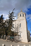 Israel, Jerusalem, The Holy Trinity Cathedral, AKA the Russian Church in the Russian compound built in honour of prince Nikolai,