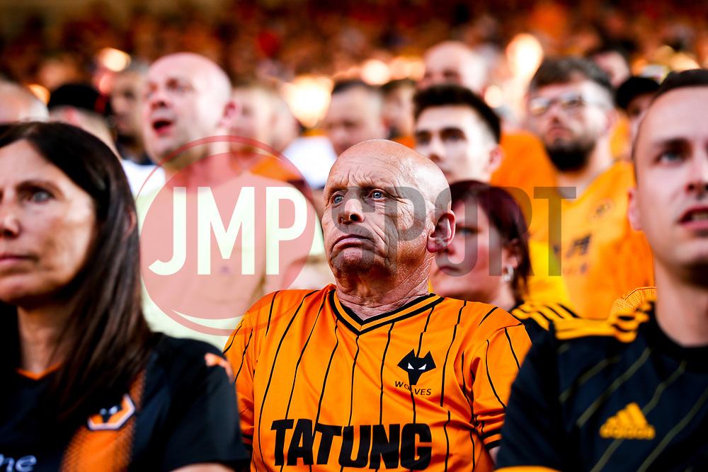 Wolverhampton Wanderers fans - Mandatory by-line: Robbie Stephenson/JMP - 25/08/2019 - FOOTBALL - Molineux - Wolverhampton, England - Wolverhampton Wanderers v Burnley - Premier League