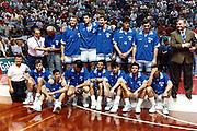 Europei Roma 1991 - Premiazioni