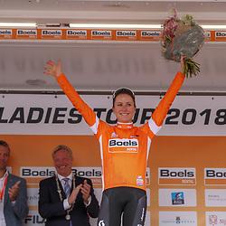 28-08-2018: Wielrennen: Ladies Tour: Arnhem<br />Annemiek van Vleuten gaat verder waar ze vorig stopte in de Boels Ladies Tour