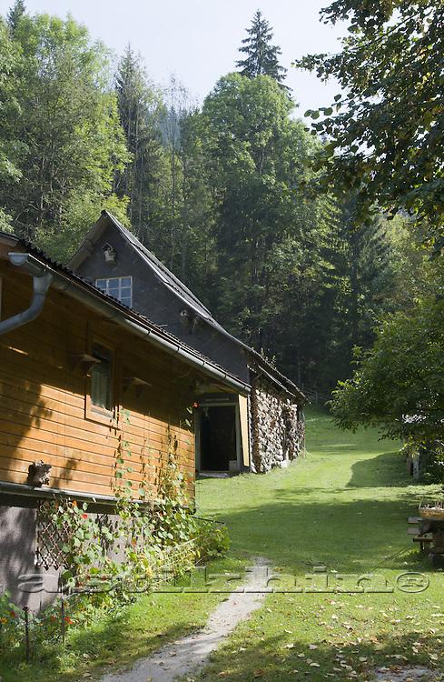 Old Ausrtian house
