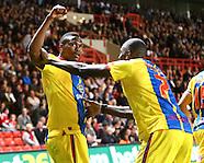 Charlton Athletic v Crystal Palace 140912