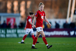 Jasmine Matthews of Bristol City - Mandatory by-line: Ryan Hiscott/JMP - 19/01/2020 - FOOTBALL - Stoke Gifford Stadium - Bristol, England - Bristol City Women v Liverpool Women - Barclays FA Women's Super League