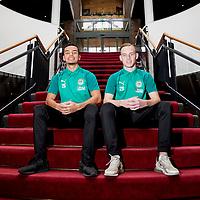 20200110 FC Groningen talenten Romano Postema en Daniel van Kaam