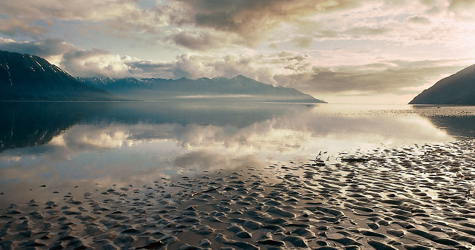 Turnagain Arm of the Cook Inlet, Alaska