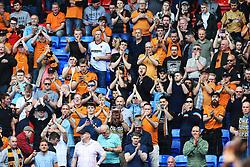 Wolverhampton Wanderers fans - Mandatory by-line: Matt McNulty/JMP - 21/04/2018 - FOOTBALL - Macron Stadium - Bolton, England - Bolton Wanderers v Wolverhampton Wanderers - Sky Bet Championship