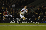 Twickenham. GREAT BRITAIN, Shaun PERRY, during  the 2006 Investec Challenge, game between, England  and New Zealand [All Blacks], on Sun., 05/11/2006, played at the Twickenham Stadium, England. Photo, Peter Spurrier/Intersport-images].....   [Mandatory Credit, Peter Spurier/ Intersport Images].