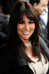 Linda Lusardi   at The TRIC Awards in  London 13th March 2012. Photo by: i-Images