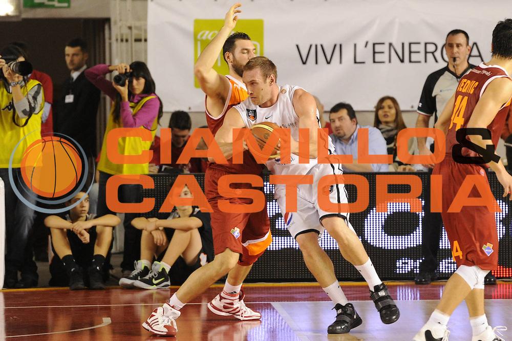 DESCRIZIONE : Roma Lega A 2011-12 Acea Virtus Roma Pepsi Caserta <br /> GIOCATORE : Kevin Fletcher<br /> SQUADRA : Pepsi Caserta<br /> EVENTO : Campionato Lega A 2011-2012<br /> GARA : Acea Virtus Roma Pepsi Caserta <br /> DATA : 03/12/2011<br /> CATEGORIA : palleggio controcampo<br /> SPORT : Pallacanestro<br /> AUTORE : Agenzia Ciamillo-Castoria/GiulioCiamillo<br /> Galleria : Lega Basket A 2011-2012<br /> Fotonotizia : Roma Lega A 2011-12 Acea Virtus Roma Pepsi Caserta <br /> Predefinita :