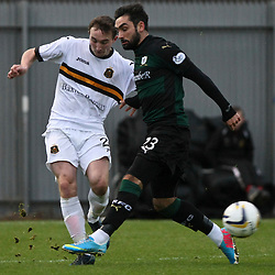 Dumbarton v Raith Rovers | Scottish Championship | 13 December 2014