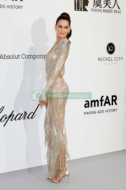 May 23, 2019 - Antibes, Alpes-Maritimes, Frankreich - Izabel Goulart attending the 26th amfAR's Cinema Against Aids Gala during the 72nd Cannes Film Festival at Hotel du Cap-Eden-Roc on May 23, 2019 in Antibes (Credit Image: © Future-Image via ZUMA Press)
