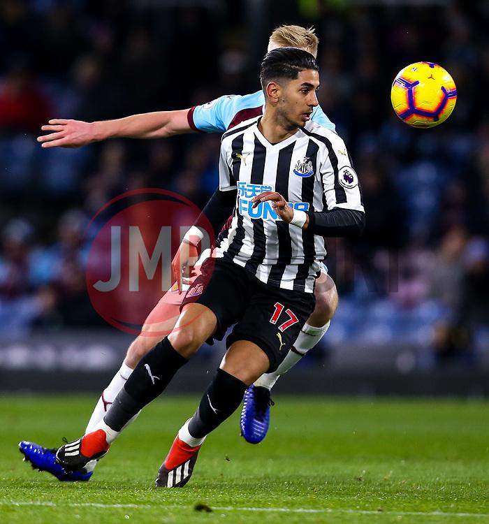 Ayoze Perez of Newcastle United - Mandatory by-line: Robbie Stephenson/JMP - 26/11/2018 - FOOTBALL - Turf Moor - Burnley, England - Burnley v Newcastle United - Premier League