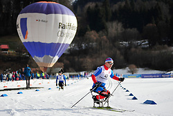 GONCHAROV Ivan, RUS at the 2014 IPC Nordic Skiing World Cup Finals - Middle Distance