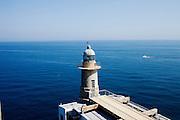 Santa Catalina lighthouse in Lekeitio.