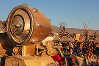 Ibiza Camp Mutant Vehicle Engine, Robot Heart, And Mayan Warrior
