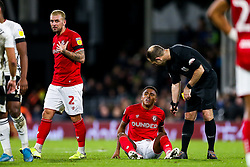 Niclas Eliasson of Bristol City - Rogan/JMP - 07/12/2019 - Craven Cottage - London, England - Fulham v Bristol City - Sky Bet Championship.