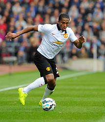 Manchester United's Luis Antonio Valencia - Photo mandatory by-line: Joe Meredith/JMP - Mobile: 07966 386802 30/08/2014 - SPORT - FOOTBALL - Burnley - Turf Moor - Burnley v Manchester United - Barclays Premier League