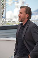 Actor Tim Roth at the Chronic film photo call at the 68th Cannes Film Festival Friday 22nd May 2015, Cannes, France.