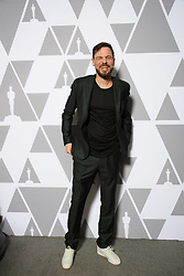 """Tobias N. Siebert of the Oscar® nominated documentary feature """"Of Fathers and Sons"""" prior to the Academy of Motion Picture Arts and Sciences' """"Oscar Week: Documentaries"""" event on Tuesday, February 19, 2019 at the Samuel Goldwyn Theater in Beverly Hills. The Oscars® will be presented on Sunday, February 24, 2019, at the Dolby Theatre® in Hollywood, CA and televised live by the ABC Television Network."""