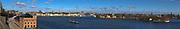 Stockholm Fjällgatan 361x58 cm, 186.6 MPixel
