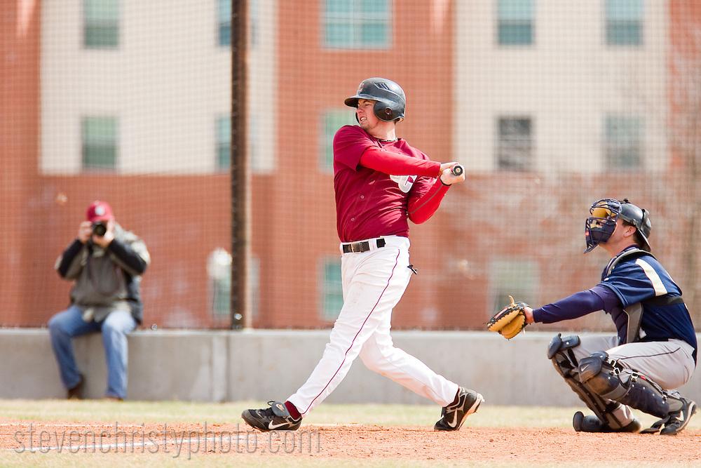 OC Baseball vs Wayland Baptist.March 15, 2008