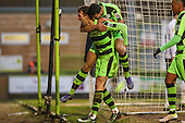 Forest Green Rovers v Boreham Wood 110217