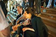 CARLA BOREL, Tate Summer party. Tate Britian, Millbank. London. 28 May 2012