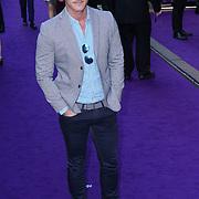 London,England,UK : 15 June 2016 : Luke Evans attend the Disney's Aladdin Opening Night at the Prince Edward Theatre on Old Compton Street, Soho, London. Photo by See Li