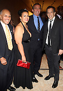 l to r: Roscoe Brown, Elinor Tatum, Robert Kennedy Jr. and Kenneth Cole at The Amsterdam News 100th Anniversary Gala held at the David H. Koch Theater at Lincoln Center on November 30, 2009 in New York City. © Terrance Jennings / Retna Ltd.