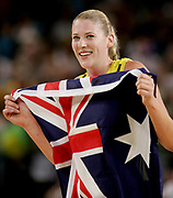 Melbourne Commonwealth Games. Day 8 Women's Basketball Gold Medal Game. Australia v New Zealand. Lauren Jackson.
