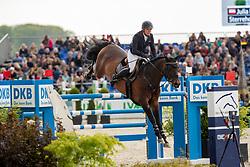 HOUTZAGER-KAYSER Julia (AUT), Sterrehof's Cayetano Z<br /> Hagen - Horses and Dreams 2019<br /> Großer Preis der Deutschen Kreditbank AG- BEMER RIDERS TOUR - Wertungsprüfung - CSI4* Grand Prix Two Rounds<br /> 28. April 2019<br /> © www.sportfotos-lafrentz.de/Stefan Lafrentz