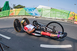 FREI Heinz, SUI, H3, Cycling, Time-Trial at Rio 2016 Paralympic Games, Brazil