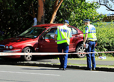 Auckland-One pedestrian is dead another injured after car crash, Remuera