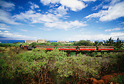 Sugar Cane Train, Lahaian, Maui, Hawaii