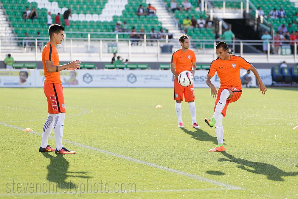 Usl Soccer Friendly Jul 11 Energy Fc Vs Pachuca Steven