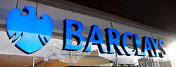 © under license to London News Pictures. 14/02/201. Barclays announce their trading results. The St Albans, Hertfordshire, UK. Barclays branch is pictured. Photo credit should read Craig Shepheard / London News Pictures
