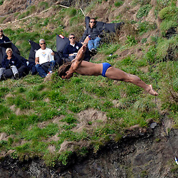 RED BULL CLIFF DIVING | World Series Wales | 09 September 2012