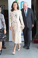 100919 Queen Letizia attends 'World Mental Health Day 2019'