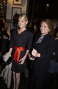 Lady Eloise Anson and  her mother, the Countess of Lichfield. Nicholas Haslam celebrates the launch of 'Sheer Opulence'. General Trading Company. 3 October 2002. © Copyright Photograph by Dafydd Jones 66 Stockwell Park Rd. London SW9 0DA Tel 020 7733 0108 www.dafjones.com