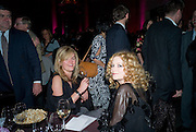 LISA GUNNING; ALISON GOLDFRAPP, 2008 Turner Prize Award. Tate Millbank. London. 1 December 2008 *** Local Caption *** -DO NOT ARCHIVE -Copyright Photograph by Dafydd Jones. 248 Clapham Rd. London SW9 0PZ. Tel 0207 820 0771. www.dafjones.com